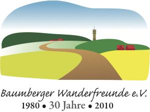 Das Logo der Baumberger Wanderfreunde e.V.