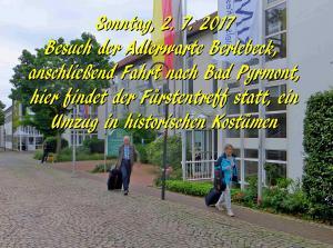 065 Wanderwochenende Sonntag 2017